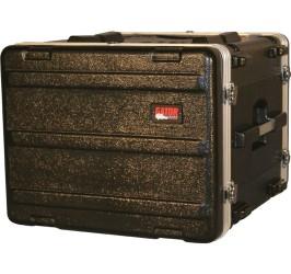 Detalhes do produto Case Rack Large Padrao 19 em Poli Mili 8Un - GR-8L - GATOR
