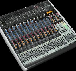 Detalhes do produto Mixer com 24 canais BiVolt - QX2442USB - Behringer