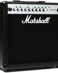 Detalhes do produto Combo para guitarra 50W - MG50CFX-B - MARSHALL