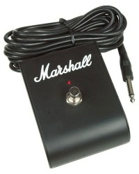 Detalhes do produto Pedal FootSwitch channel p/guitarra - PEDL-00001 - MARSHALL