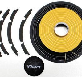 Detalhes do produto Kit de reparo para alto falante PW8 - RK-PW8 -DBR