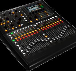 Detalhes do produto X32 PRODUCER- Mixer digital com 16 Canais BiVolt - Behringer