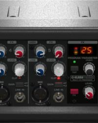 Detalhes do produto Mixer Amplificado 110V - PMP550M - Behringer