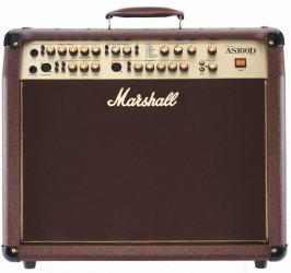 Detalhes do produto Combo para violão 100W - AS100D - MARSHALL