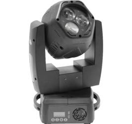 Detalhes do produto Moving head LED Beam 2 saidas tilt infin. DUO 300 FREE - PLS