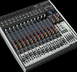Detalhes do produto Mixer Xenyx BiVolt - X2442USB - Behringer
