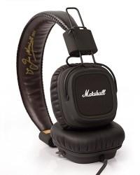 Detalhes do produto Fone de ouvido Marshall Major Black - Marshall