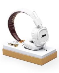 Detalhes do produto Fone de ouvido Marshall Major White - Marshall