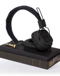 Detalhes do produto Fone de ouvido Marshall Major Pitch Black - Marshall