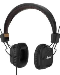Detalhes do produto Fone de ouvido Marshall Major FX Black - Marshall
