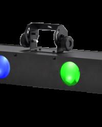 Detalhes do produto Projetor de LED 36x1W LEDs RGBW LED-7474-1W - ACME