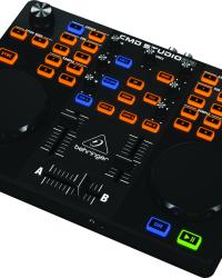 Detalhes do produto Controlador DJ - CMD STUDIO 2A - Behringer