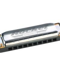 Detalhes do produto Harmonica Rocket 2013/20 - G (SOL) - HOHNER