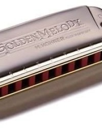 Detalhes do produto Harmonica Golden Melody 542/20 - F (FA) - HOHNER