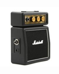 Detalhes do produto Micro combo Marshall para guitarra black - MS-2-E