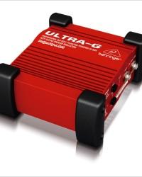 Detalhes do produto Direct Box GI100 - Behringer