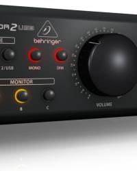 Detalhes do produto Controlador de estudio MONITOR2USB - Behringer