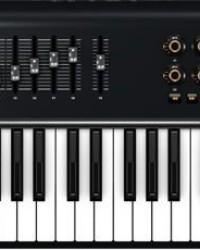 Detalhes do produto Teclado controlador MIDI/USB MOTOR 61 - Behringer