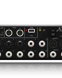 Detalhes do produto Mixer dig. X-Air XR12 iOS/PC/Android, 12in/4out - Behringer