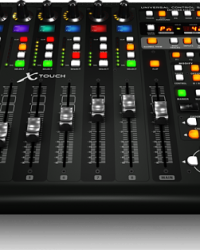 Detalhes do produto Controlador MIDI/USB X-TOUCH - Behringer
