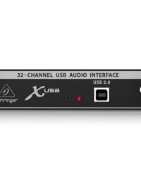 Detalhes do produto Placa USB 32-in/32-out para X32 - Behringer