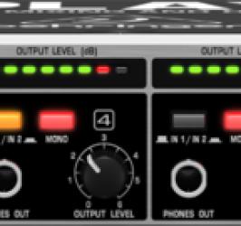 Detalhes do produto Amplificador de fones - PowerPlay - HA8000 - BIVOLT - Behringer