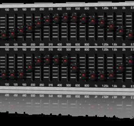 Detalhes do produto Equalizador Bivolt - FBQ3102HD - Behringer