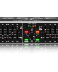 Detalhes do produto Equalizador 15 bandas FBQ1502HD - Behringer