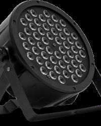 Detalhes do produto Refletor PLS MEGA PAR 54 LED RGBW