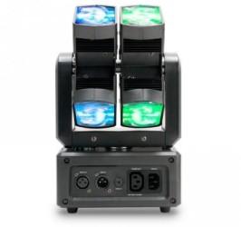 Detalhes do produto Eight Square - 8LEDs RGBW de 12w - PLS