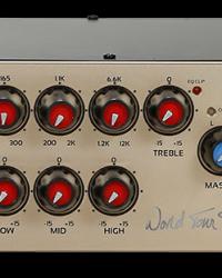 Detalhes do produto Amplificador para baixo 600W - WTP600 - EDEN