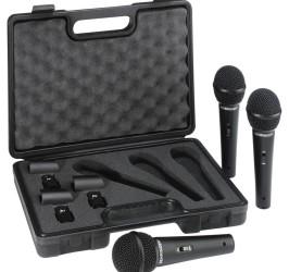Detalhes do produto Microfone - XM1800S - Behringer