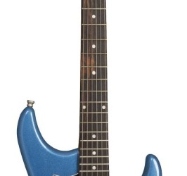 Detalhes do produto Guitarra Washburn S2HMBL azul, capta. H/S/S headstock inver.