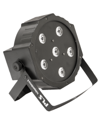 Detalhes do produto Independence 6 - PAR LED 6 X 10W - 4 EM 1 - PLS