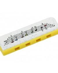 Detalhes do produto Harmonica Speedy Amarela - HOHNER