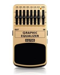 Detalhes do produto Pedal para guitarra - EQ700 - Behringer