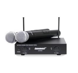 Detalhes do produto Microfone sem fio Bi-Volt - LM-WF258 - Lexsen