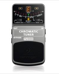 Detalhes do produto Pedal para guitarra - TU300 - Behringer