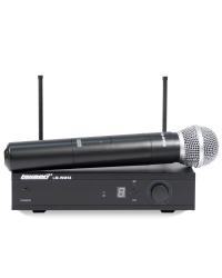 Detalhes do produto Microfone sem fio Bi-Volt - LM-WM58 - Lexsen