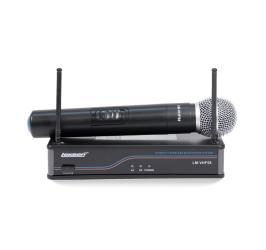 Detalhes do produto Microfone sem fio BiVolt - LM-VHF58 - Lexsen