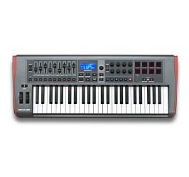 Detalhes do produto CONTROLADOR USB/MIDI IMPULSE 49 - NOVATION