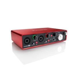 Detalhes do produto Interface de audio - SCARLETT 2I4 - FOCUSRITE