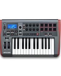 Detalhes do produto Controlador MIDI - IMPULSE 25 - Novation