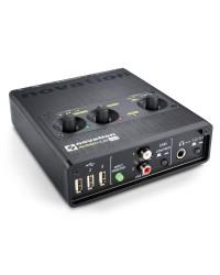 Detalhes do produto Interface de Audio USB HUB - AUDIOHUB 2X4 - NOVATION