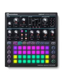 Detalhes do produto Sintetizador MIDI USB - CIRCUIT MONO STATION - Novation