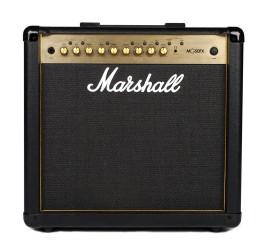 Detalhes do produto Combo para guitarra 50W - MG50GFX GOLD - MARSHALL
