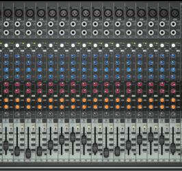Detalhes do produto Mixer EuroDesk BiVolt - SX3242FX - Behringer
