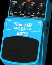 Detalhes do produto Pedal para guitarra - TM300 - Behringer