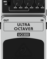 Detalhes do produto Pedal para guitarra - UO300 - Behringer