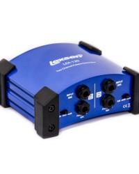 Detalhes do produto Direct Box Duplo Passivo - LDI120 - Lexsen